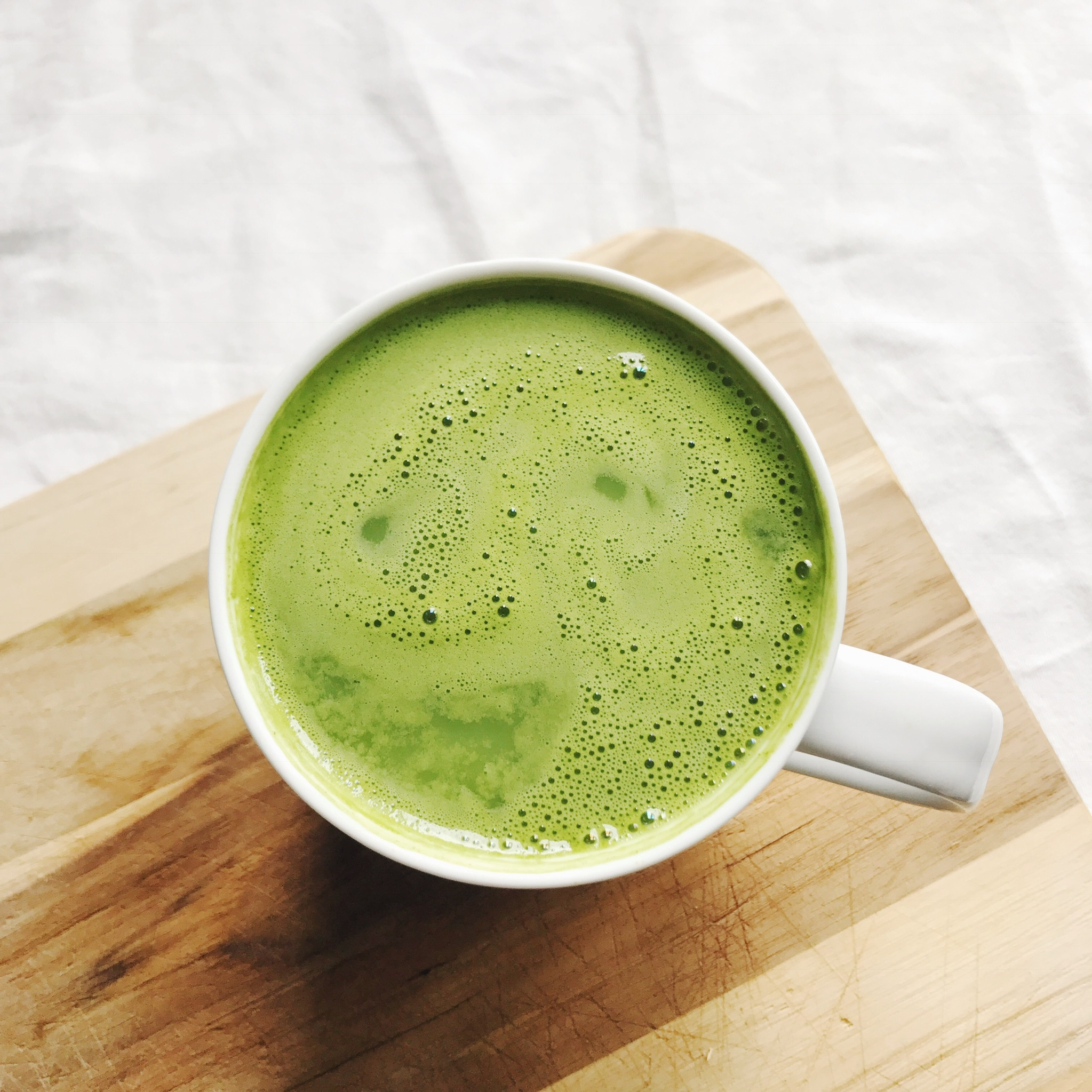 The Perfect Matcha Latte Recipe