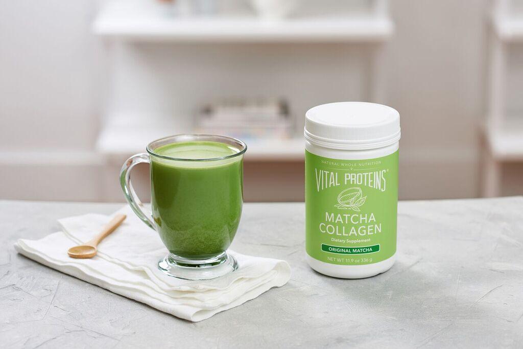 Vital Proteins Matcha Latte