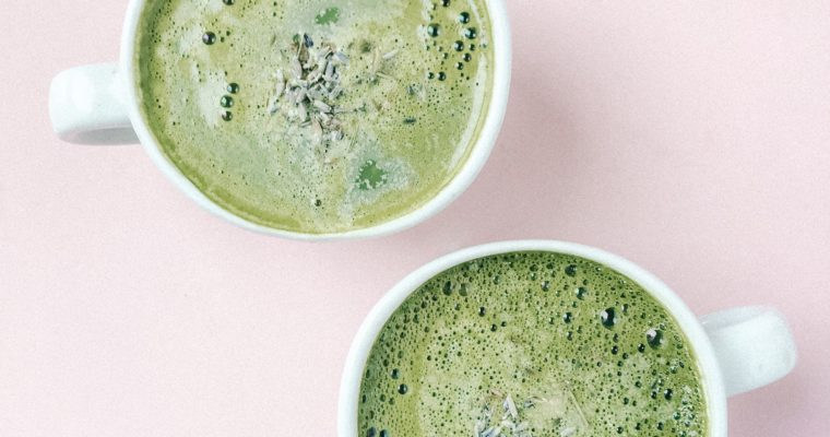 How to: Matcha Latte