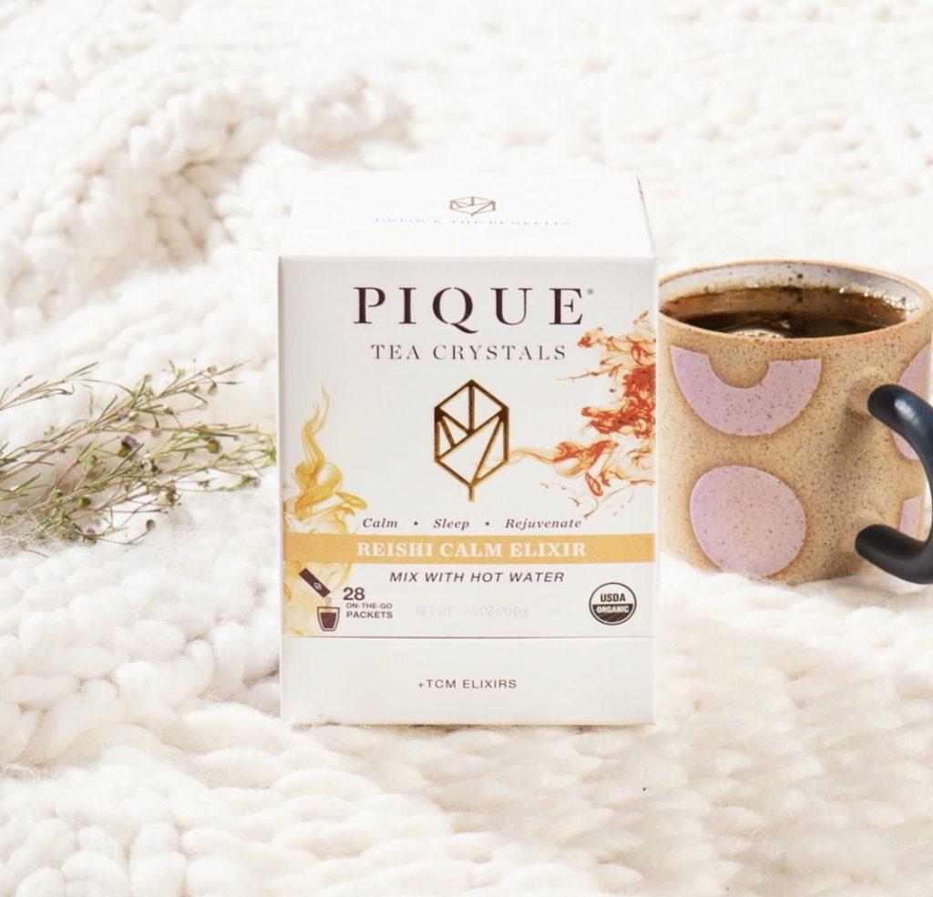 Pique Tea Herbal Blends