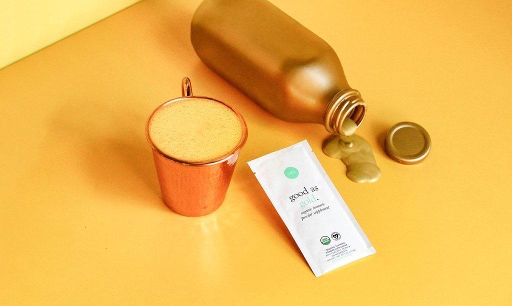 Ora Organic Golden Milk Latte Blend