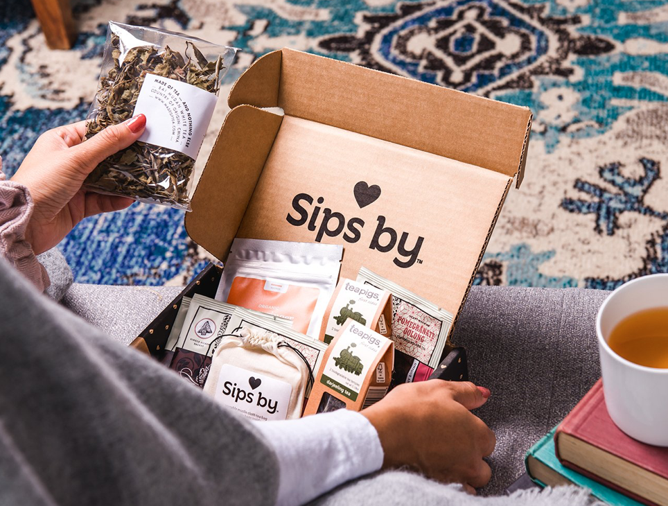 Sips by Healthy Tea Subscription