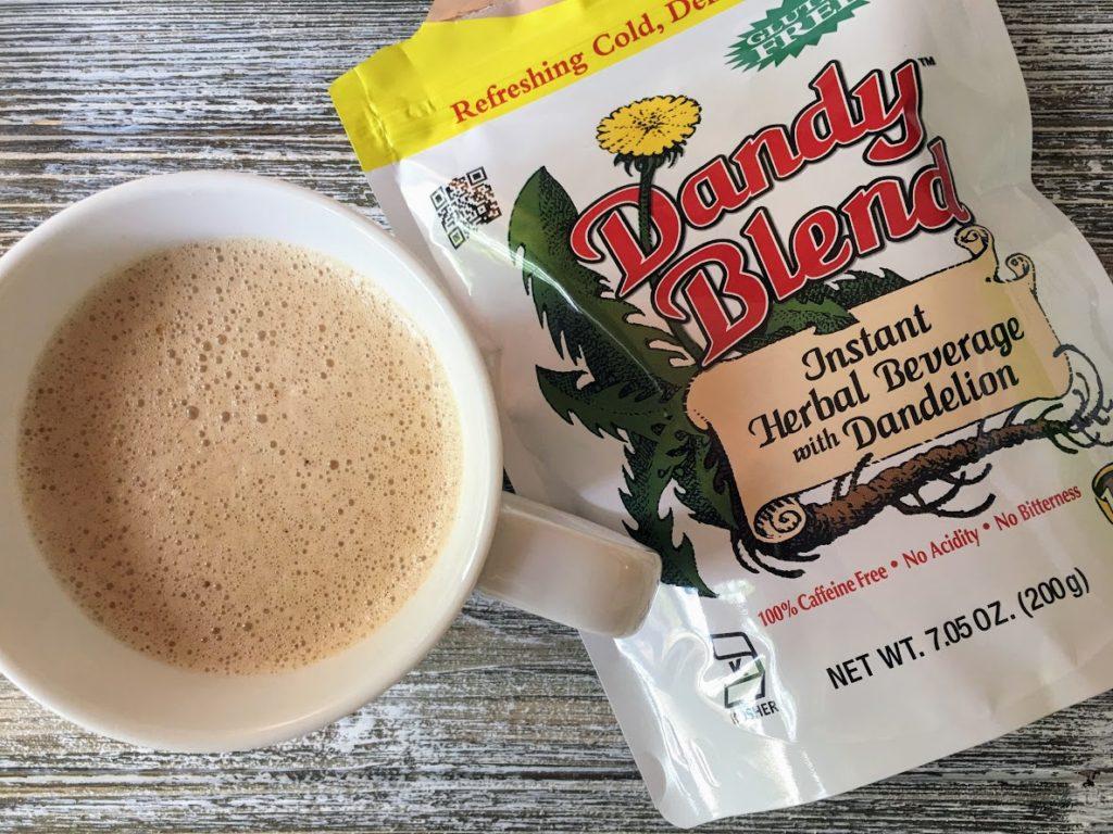 Organic Dandy Blend Instant Herbal Beverage Coffee Alternative