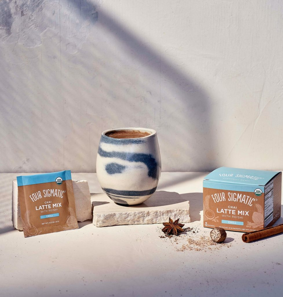 Four Sigmatic Healthy Chai Latte Mix